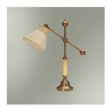 Настольная лампа с абажуром 21-56/3822