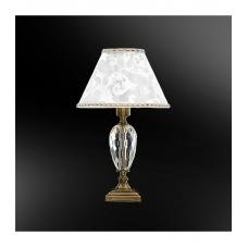 Настольная лампа с абажуром 20-69.02/7923Б