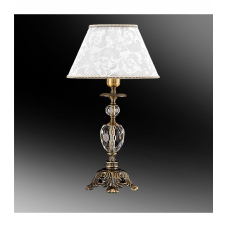 Настольная лампа с абажуром 29-45.56/8823Б