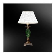 Настольная лампа с абажуром 26-45.56/8942Б