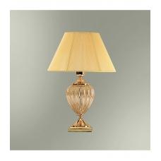 Настольная лампа с абажуром 29-12N/95012