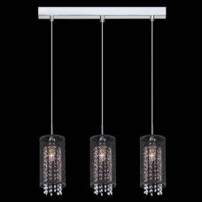 Подвесной светильник Eurosvet Laguna 1180/3 хром