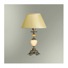 Настольная лампа с абажуром 29-12.56/8822