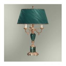 Настольная лампа с абажуром 44-69.42/3059Ф