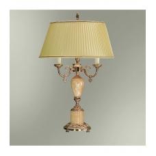Настольная лампа с абажуром 44-12.50/3022Ф