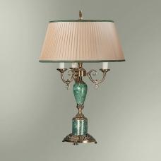 Настольная лампа с абажуром 44-08.59/3059